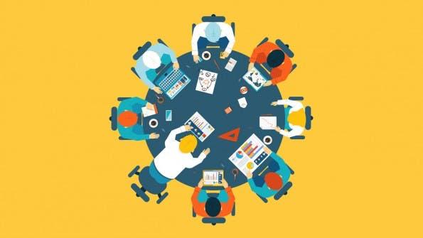 Wer einen Beirat im Startup installiert, kann von wertvollen Multiplikator-Effekten profitieren. (Grafik: ©  microvector / Shutterstock)