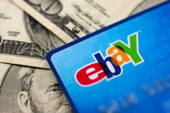 eBay entfernt PayPal-Konkurrenz. (Foto: eBay)