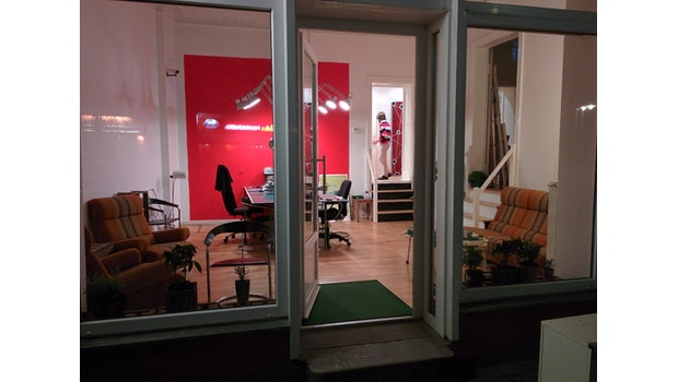 Blick ins Büro des umweltbewussten Startups. (Foto: Ecosia)