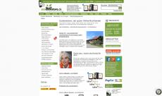 """Wie auch Online-Shops in Sachen Green IT mitmischen können, zeigt das Beispiel """"Ecobookstore"""". (Screenshot: t3n)"""