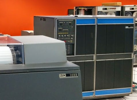 Bitcoin-Mining auf einem 55 Jahre alten IBM-Rechner: In 80 Sekunden zu einem Hash