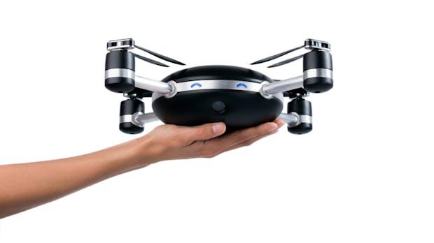 Lily: Diese Drohne fliegt mit Autopilot