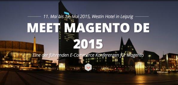 (Screenshot: Meet Magento)