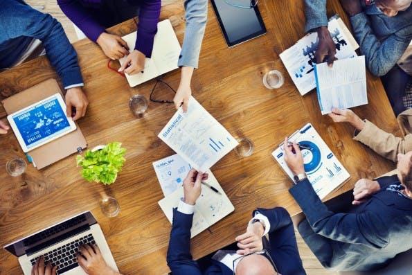 Alle Meetings sollten immer ein festgelegtes Ziel haben. (Foto: Shutterstock)