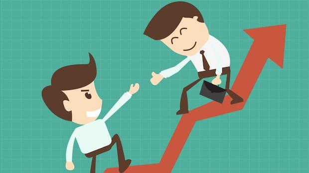 Das Ass im Ärmel des Gründers: Wie du einen Mentor findest und behältst