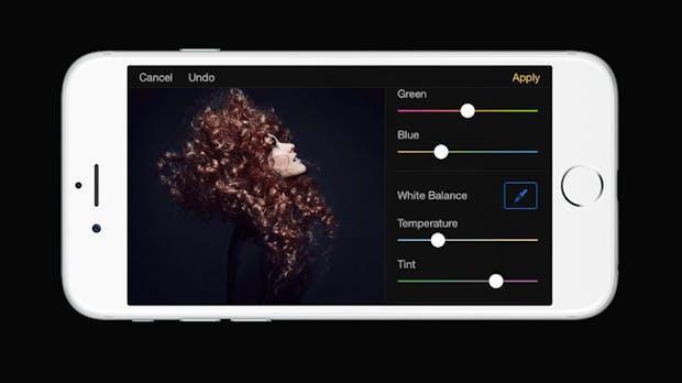 Pixelmator für iPhone: Großartige Features auf kleinem Gerät