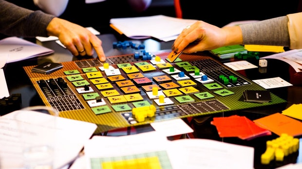 """Play fast, break things!"" – Mittels Brettspiel zum Lean Startup"