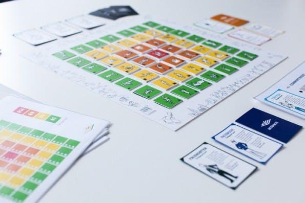 "Das Brettspiel ""Playing Lean"" bringt euch das Lean-Startup-Prinzip näher. (Foto: Playing Lean / Kickstarter)"