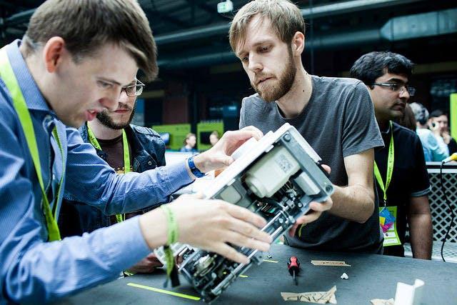 Maker mischen re:publica auf: Die interessantesten Projekte [#rp15]