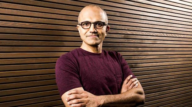Satya Nadella: So liefen die ersten 1.000 Tage als Microsoft-CEO