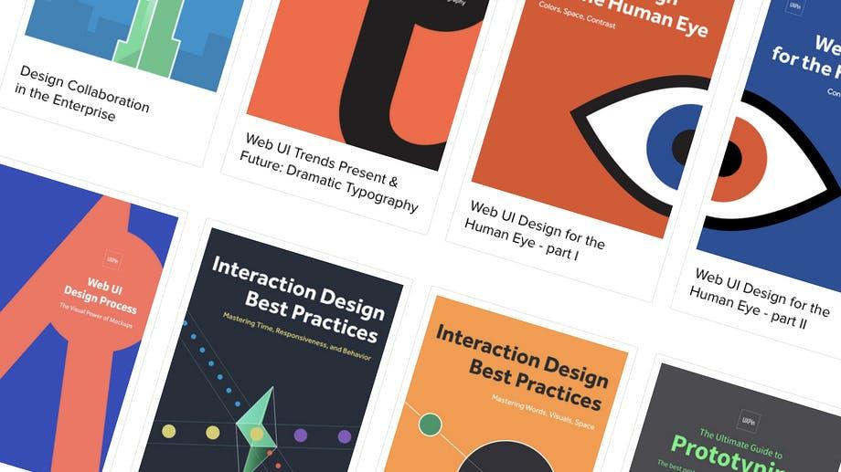 Lesestoff für Designer: Mehr als 30 kostenlose E-Books zum Thema UX-Design