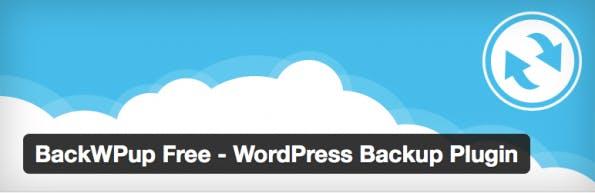 BackWPup Screenshot
