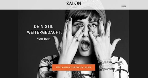 Konkurrenz für Outfittery: Zalando startet Curated-Shopping-Dienst Zalon