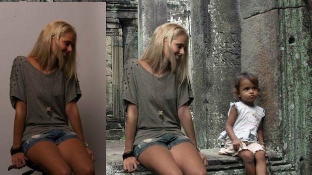 So leicht gehen Menschen manipulierten Fotos auf den Leim