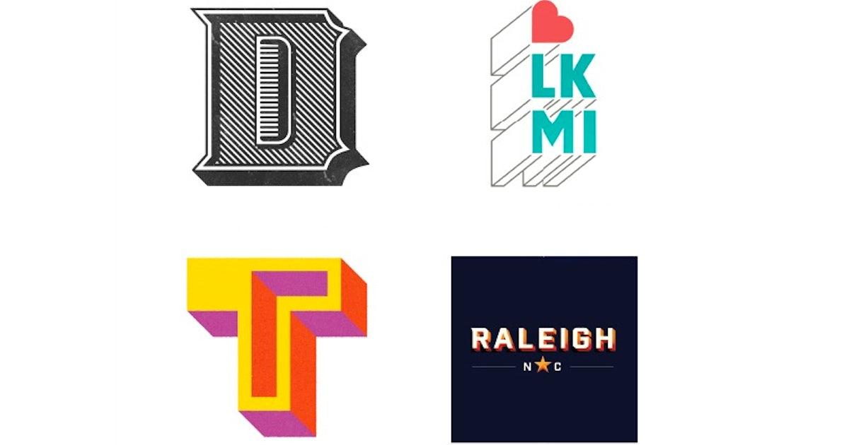 Logo-Design 2015: Das sind die diesjährigen Trends | ❤ t3n