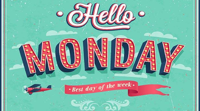 Montagmorgen 5 Tipps Für Einen Erfolgreichen Wochenstart T3n