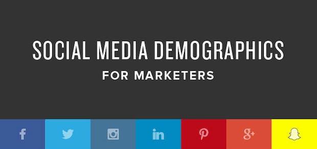 Social-Media-Marketing: Auf diesen Plattformen findest du deine Kunden [Infografik]