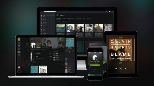 Spotify: Ein ausgeklügelter Algorithmus soll eure Musikvorlieben erkennen. (Grafik: Spotify)