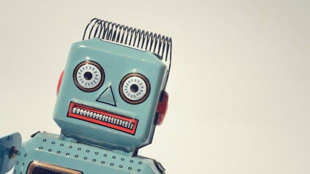 Roboter müssen unsere Rente mitbezahlen
