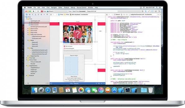 Xcode 7: Entwickler benötigen keinen bezahlten Developer-Account mehr, um ihre Apps auf ihrem iPhone oder iPad zu testen. (Grafik: Apple)