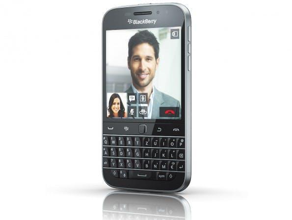 Statt auf BlackBerry 10 könnte das Unternehmen bald auf Android setzen. (Grafik: BlackBerry)