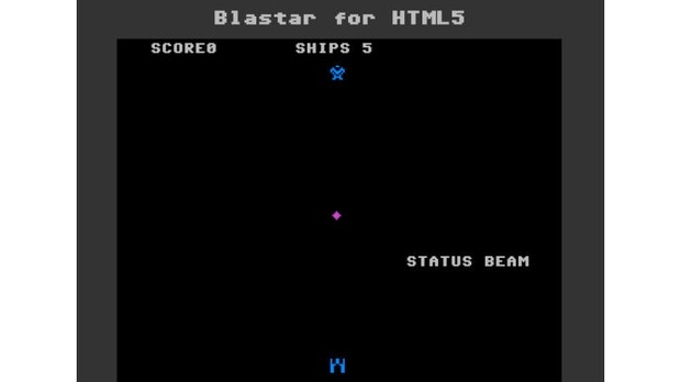 Blastar: Dieses PC-Spiel hat Elon Musk als Kind entwickelt