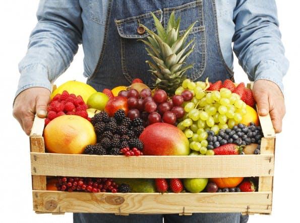 E-Commerce: Das Geschäft mit Lebensmittel-Lieferungen boomt. (Foto: aluxum – Shutterstock)