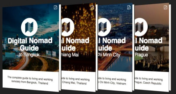 Nomad Guides – von Digitalen Nomaden für Digitale Nomaden! (Screenshot: NomadList.io)