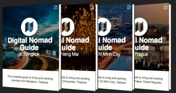 Nomad Guides – von Digitalen Nomaden für Digitale Nomaden! (Screenshot: NomadList.io)