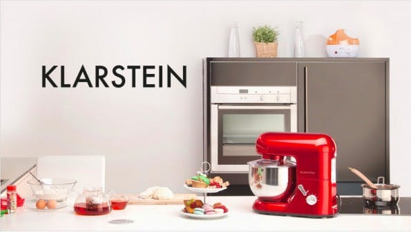 In Klarsteins breitem Produktsortiment finden sich Haushaltshelfer aller Art: Von Küchengeräten, über Haushaltsgeräte bis hin zu Produkten für die Klimaregulierung.(Screenshot: Chal-Tec)