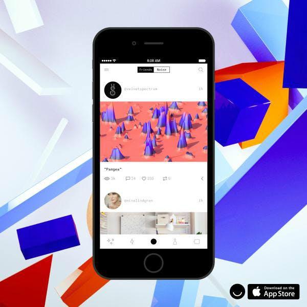 Letztes Aufbäumen oder erfolgreiches Comeback? Ello bringt iOS-App