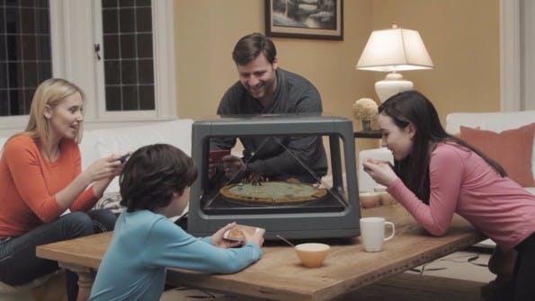 Holus: Das holografische Display soll per Kickstarter finanziert werden. (Grafik: Holus)