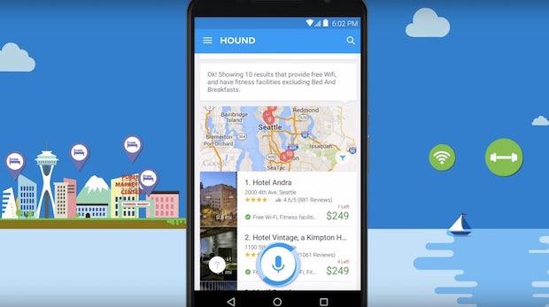 Shame on you, Siri und Cortana: Warum seid ihr nicht so gut wie Hound?