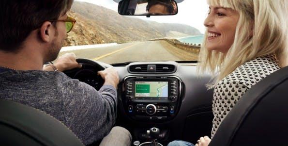 Mit Android Auto bringt Google das Internet of Things ins Auto. (Foto: Google)
