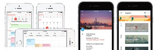 iphone google kalender apps