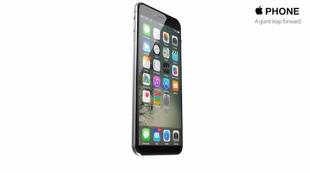 iPhone 7: Neues Apple-Smartphone soll ohne Home-Button auskommen