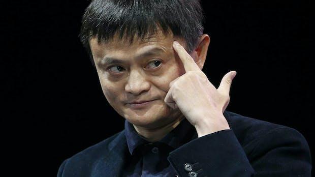 Lieber Hungerlohn als Milliardär: Warum Alibaba-CEO Jack Ma vor Reichtum warnt