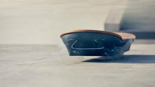 Das Hoverboard von Lexus. (Foto: Lexus)