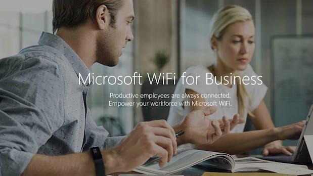 WLAN für (fast) alle: Microsoft plant weltweites WiFi-Netz für Office-Kunden