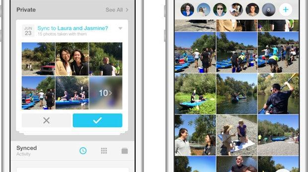 Neue Fotosharing-App von Facebook: Das kann Moments