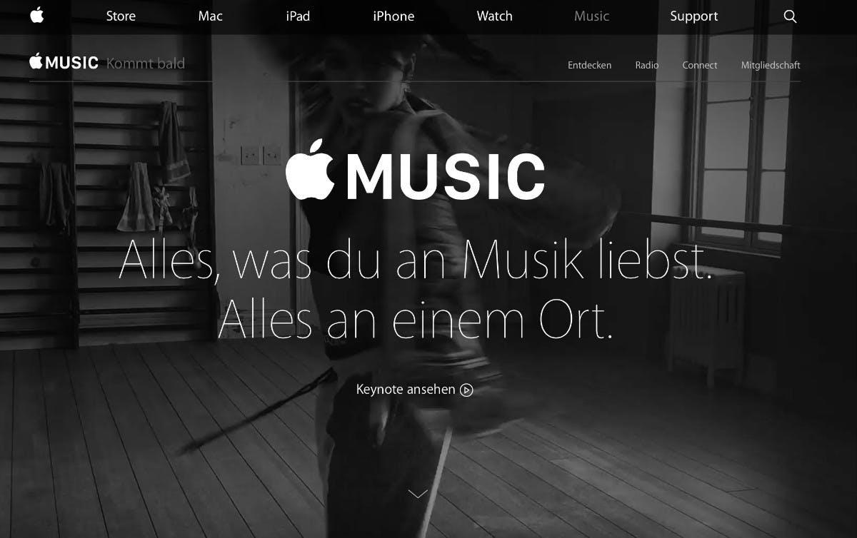 Deutschlandstart von Apple Music: Die 6 wichtigsten Fragen kurz und knapp geklärt