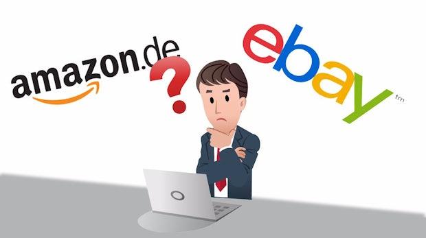Online-Marktplätze: Geliebt und gehasst von Online-Händlern