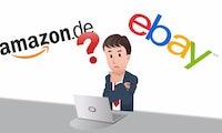 Groß, größer, am größten: Die Sortimente der beiden Marktplatz-Riesen Ebay und Amazon