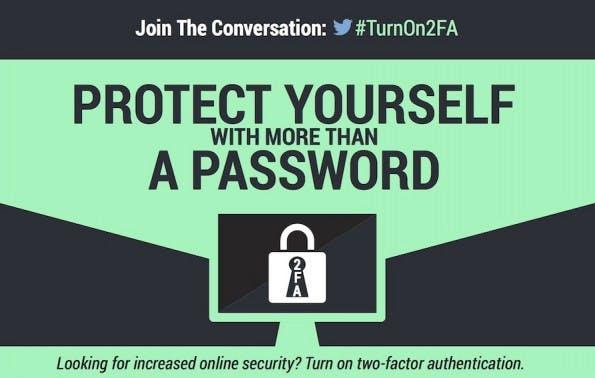 Sicherheit: Infografik erklärt die Vorteile der Zwei-Faktor-Authentifizierung. (Grafik: TeleSign)