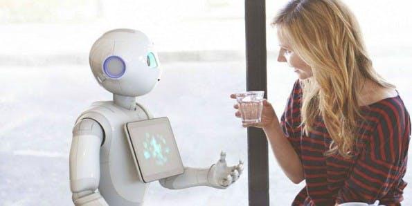 Roboter wie Pepper könnten bald einen eigenen Status in der EU erhalten. (Foto: Aldebaran Robotics)