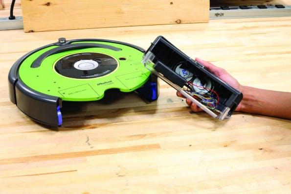 Ein guter Einstieg in die Roboter-Welt: Der iRobot Create 2. (Foto: iRobot)