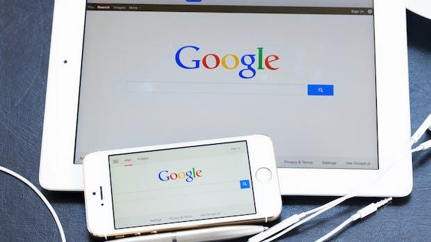 Sag Google, welche Daten es nicht über dich sammeln soll