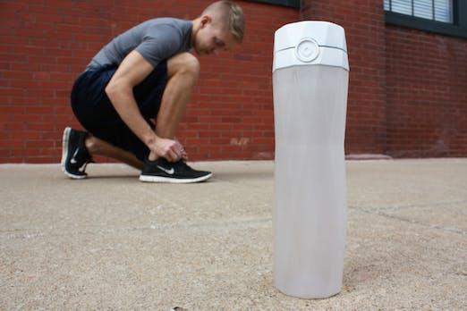 Smarte Wasserflasche: Hidrate optimiert dein Trinkverhalten und macht dich fitter