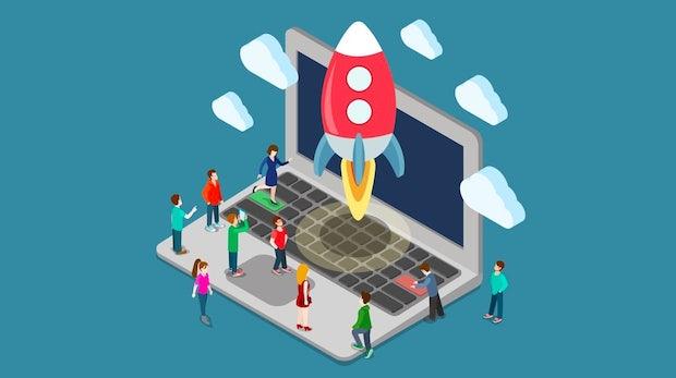 Geh online! Warum Startups lieber zu früh als zu spät launchen sollten