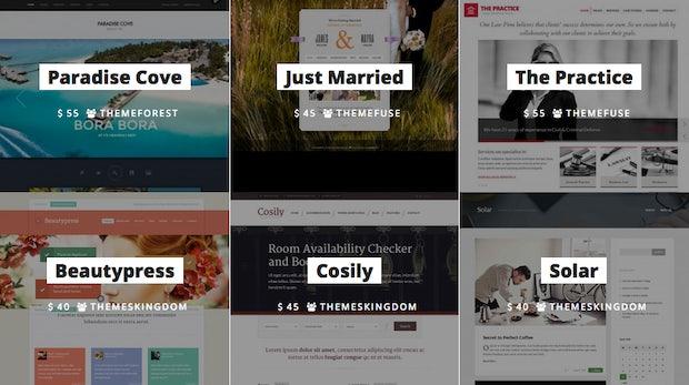 Auf der Suche nach dem perfekten WordPress-Theme? ThemeBro hilft!